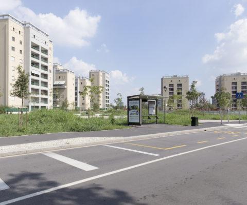 Edifici residenziali – via F. Parri lotto Nord – Milano