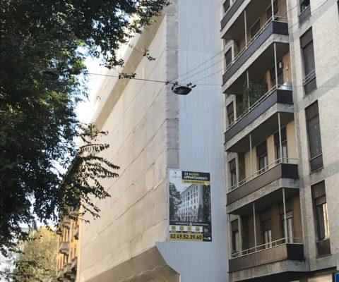 Edificio residenziale – via Edmondo De Amicis 31 – Milano