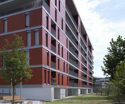 Edificio residenziale – via Pitteri 106 – Milano