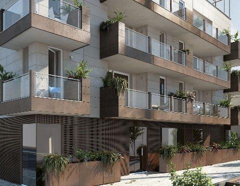 Edificio residenziale – via Albani 20 – Milano