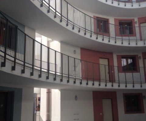 Edificio residenziale via Manzoni 9 – Cassano d'Adda(MI)