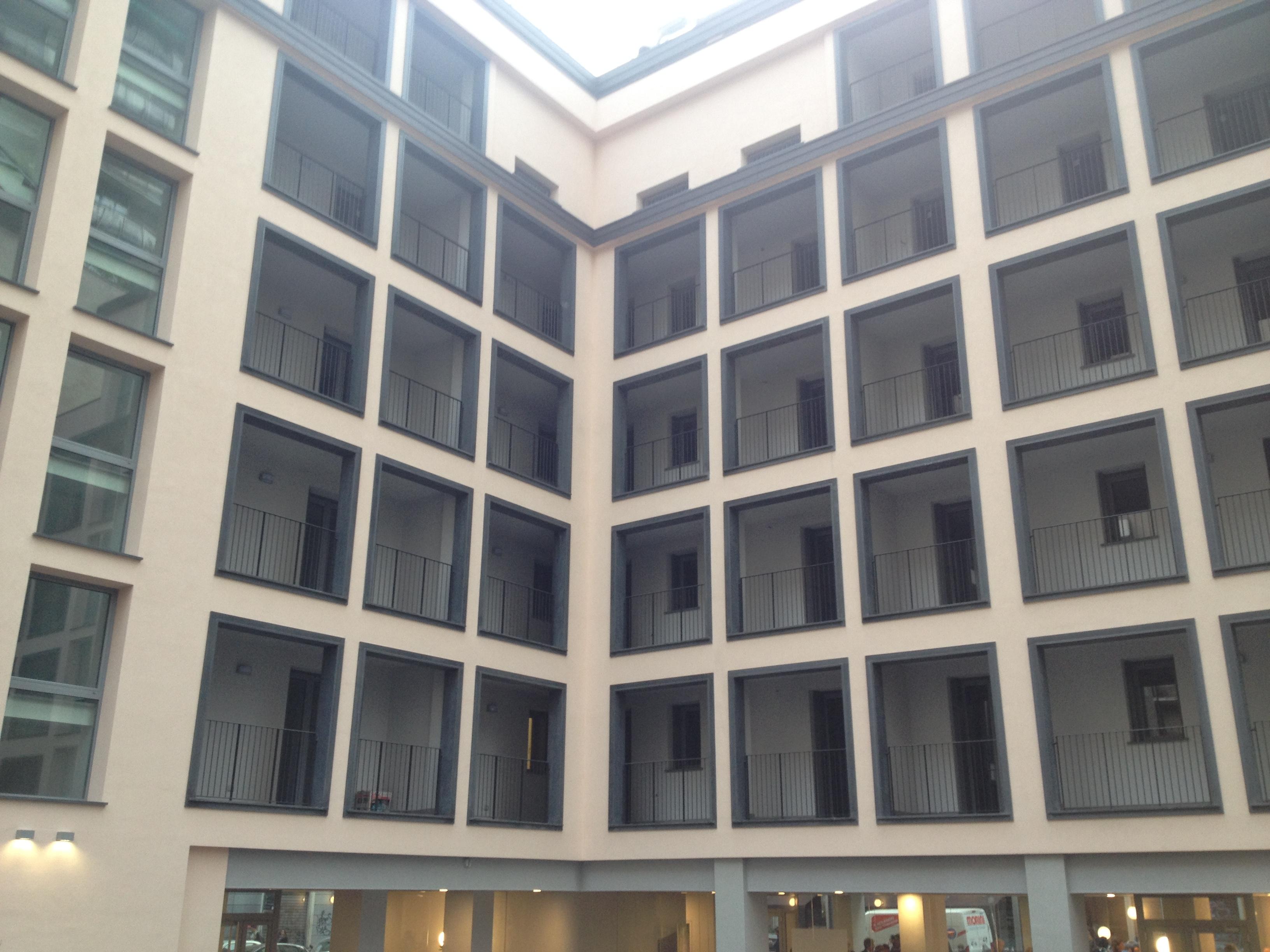 Edificio residenziale – via Gustavo Fara 18 – Milano