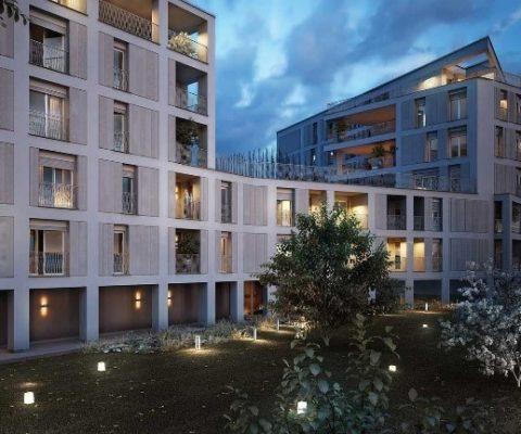 Edifici residenziali – via Montecuccoli 41 – Milano