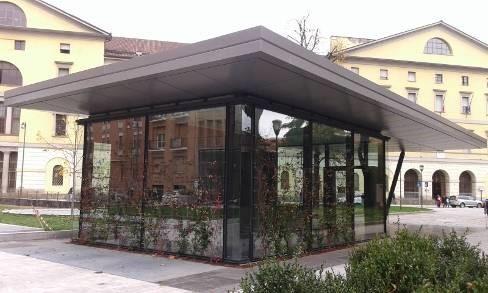 Parcheggio in Piazza Sant'Ambrogio – Milano