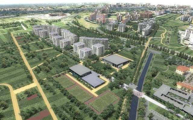Edifici residenziali – Via Parri – Comparto Sud – Milano