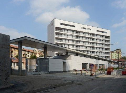 Edificio residenziale – via Cena 23 – Milano